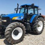 Utilaj agricol - New Holland TM190