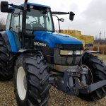 Utilaj agricol - New Holland TM 150